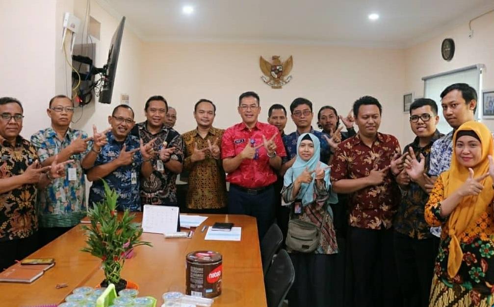 Himbauan untuk Pengisian SP2020 pada Seluruh Pegawai Diskominfo Gresik