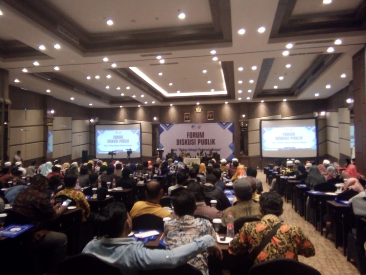 Komitmen Pemerintah Dalam Pemersatu Bangsa Untuk Menjaga Budaya Di Indonesia Kemenkominfo Adakan Forum Diskusi