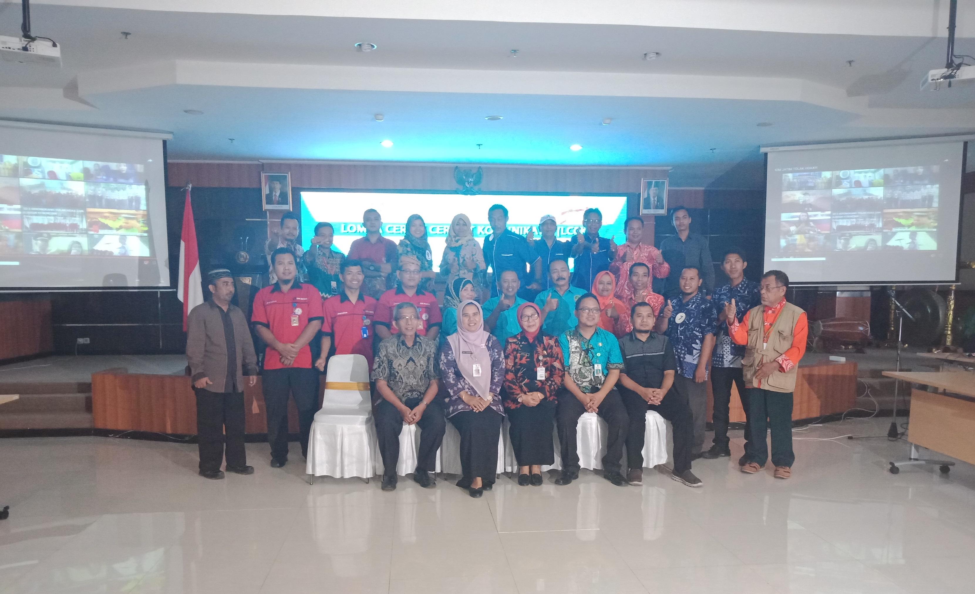 Kim Harapan Bersama Wakili Kabupaten Gresik Seleksi Administrasi  LCCK  2018