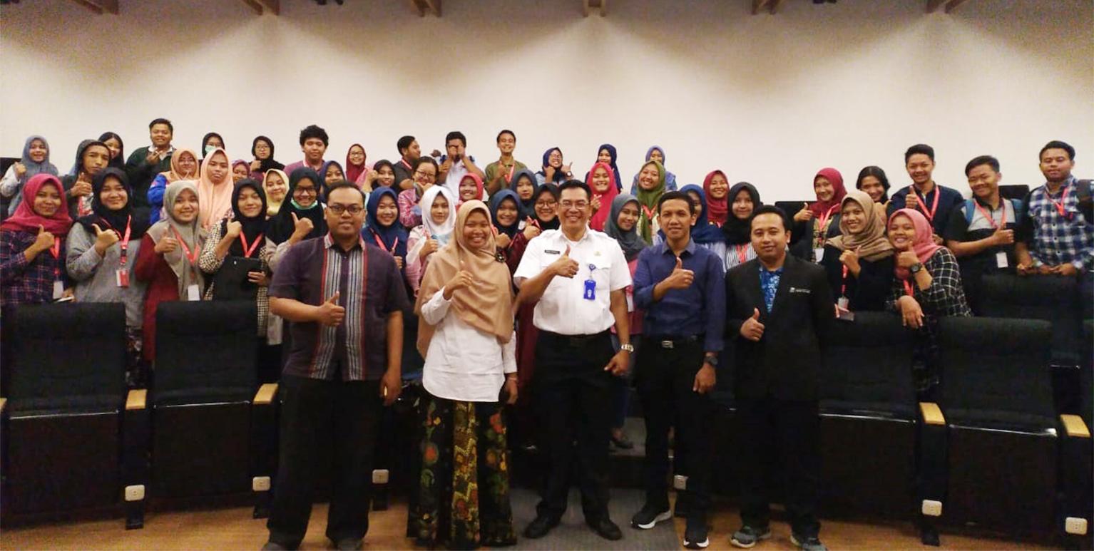 Pelatihan Teknologi dan Informasi kegiatan Desa Berdaya Menuju Smart City 2019