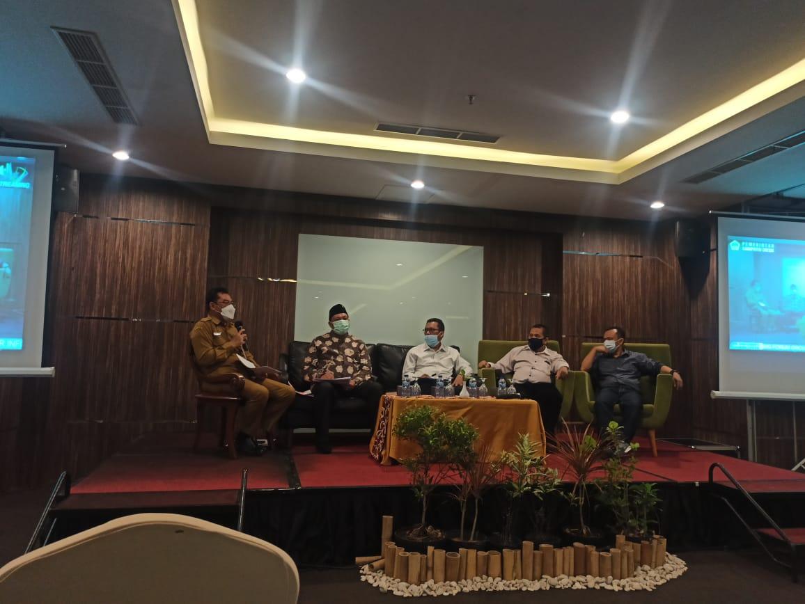 Pentingnya Penyusunan Tata Kelola PPID yang terstruktur pada Pemerintah Daerah Kabupaten Gresik
